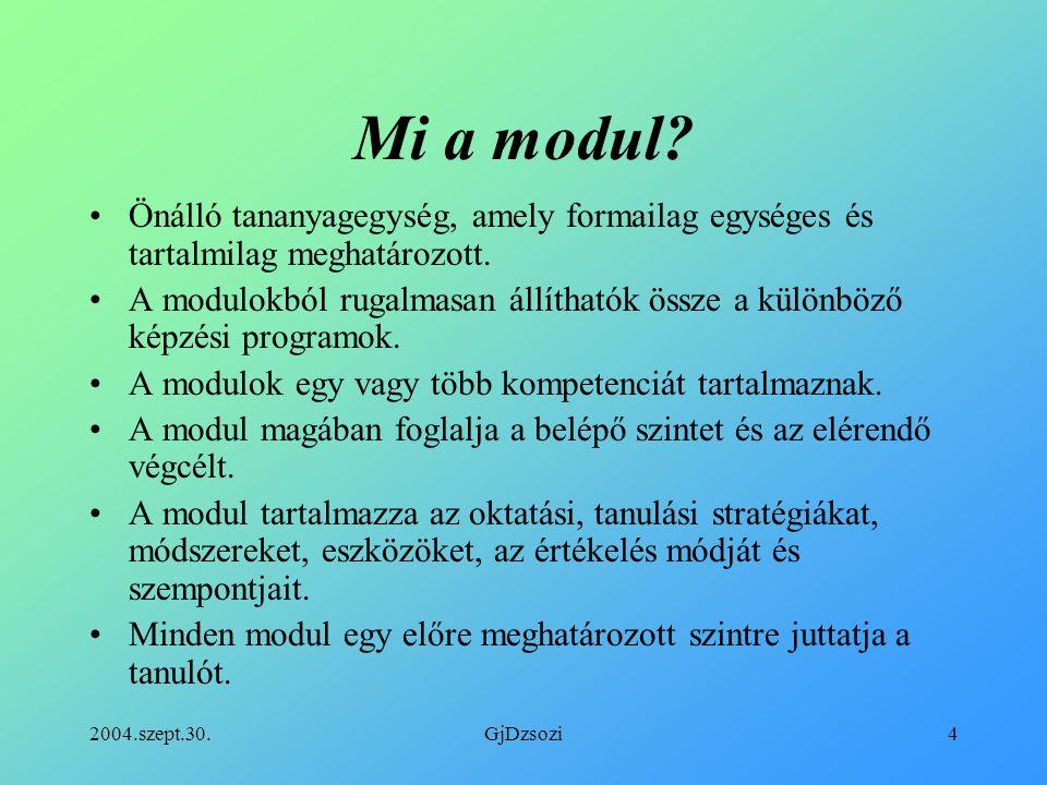 2004.szept.30.GjDzsozi5 Miből áll a kompetencia alapú képzés.