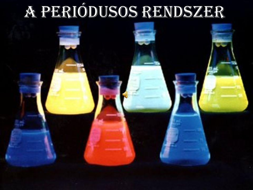 A kémiai elemek periódusos rendszere a kémiai elemek egy táblázatos megjelenítése, melyet elsőként 1869-ben az orosz kémikus Dmitrij Mengyelejev alkalmazott.