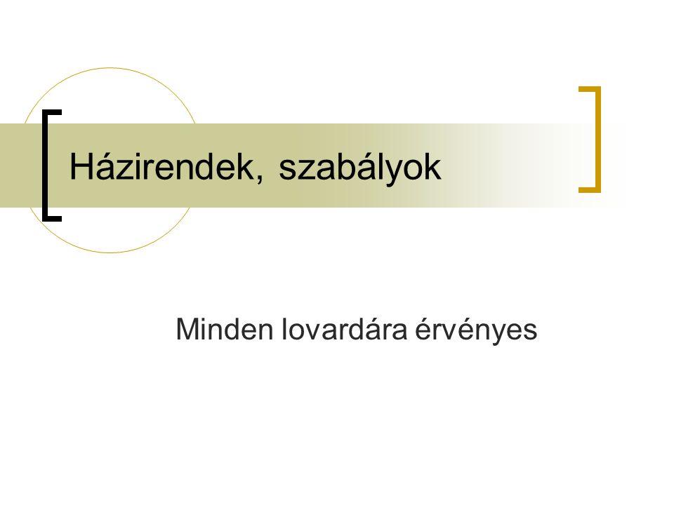 Lovasoknak II.