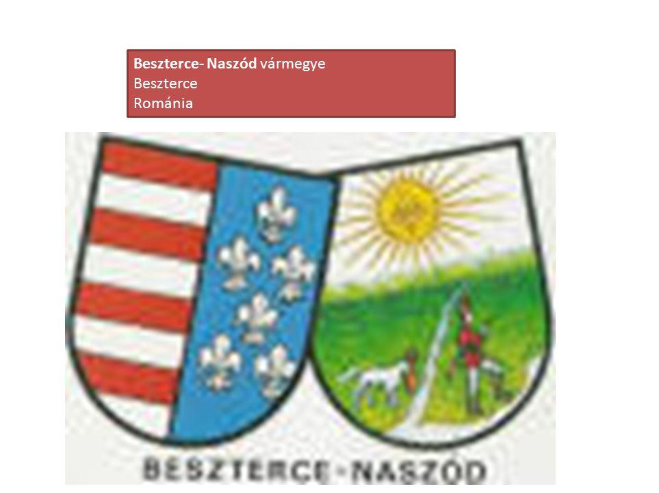 Beszterce- Naszód vármegye Beszterce Románia