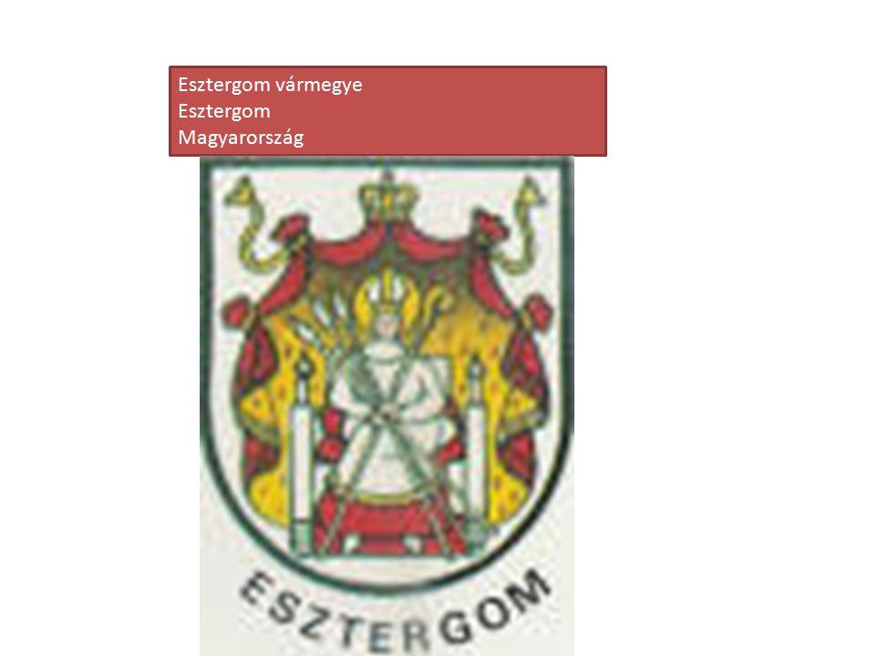 Esztergom vármegye Esztergom Magyarország