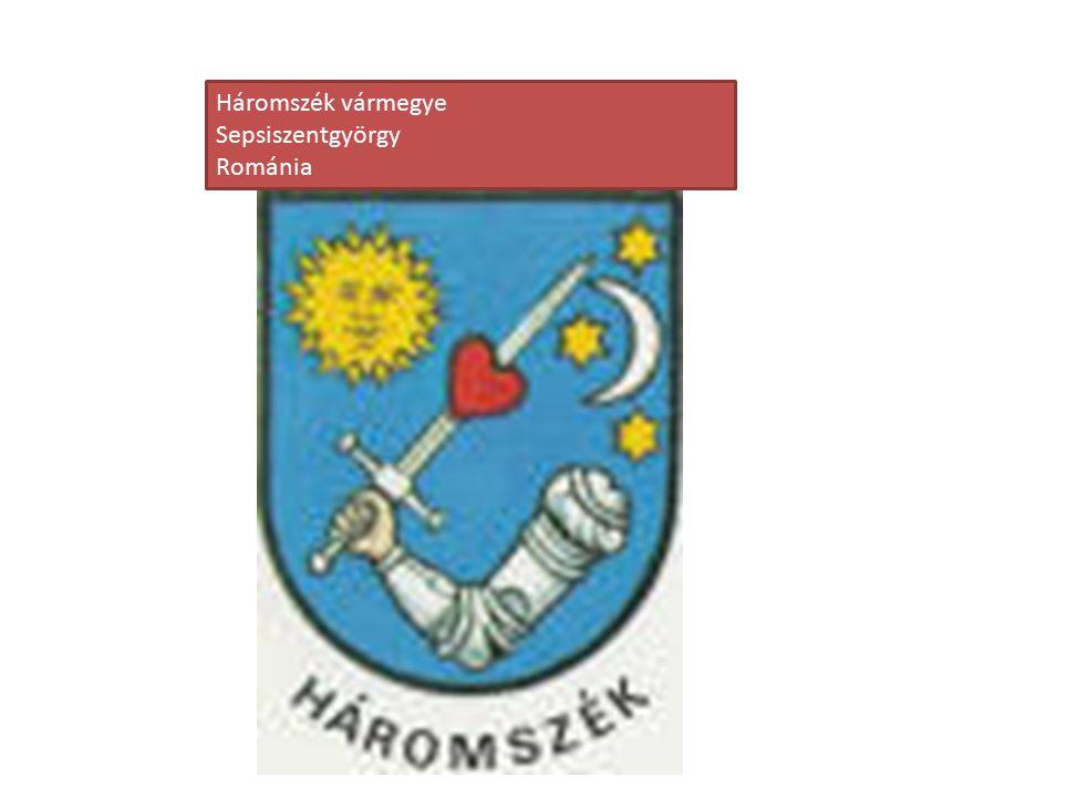 Háromszék vármegye Sepsiszentgyörgy Románia