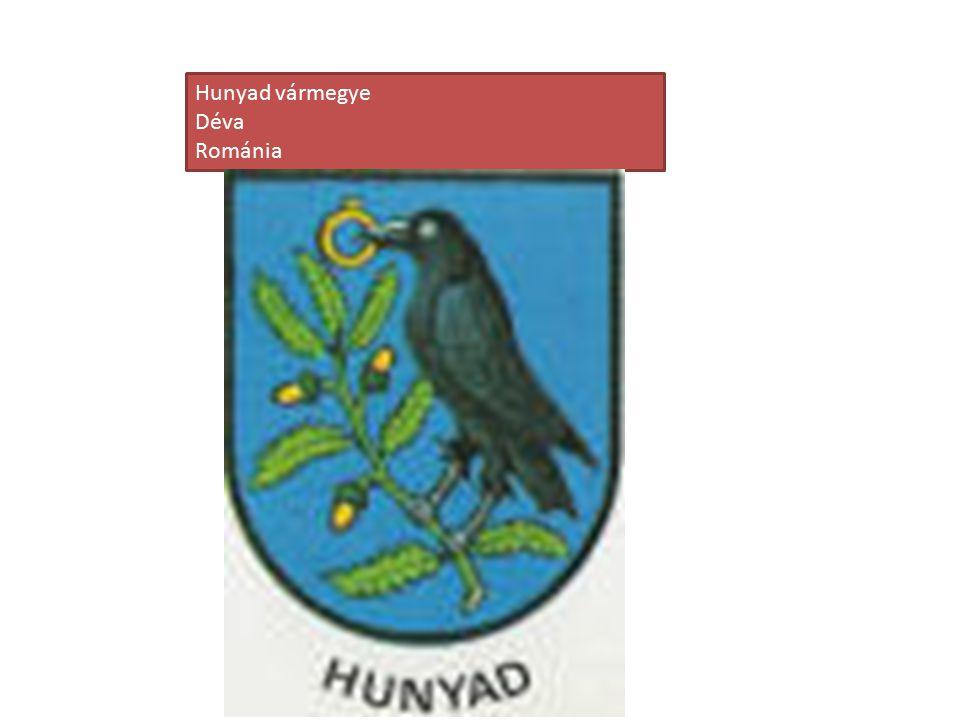 Hunyad vármegye Déva Románia