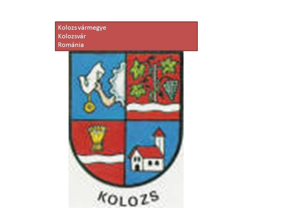Kolozs vármegye Kolozsvár Románia