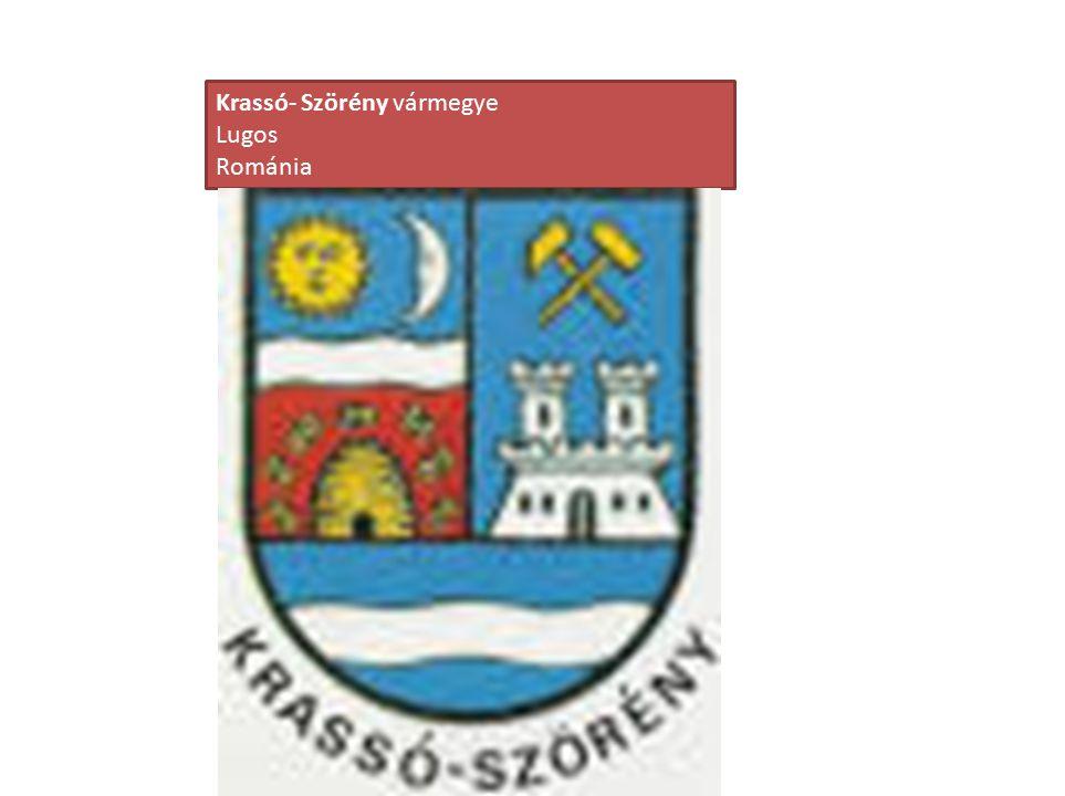 Krassó- Szörény vármegye Lugos Románia