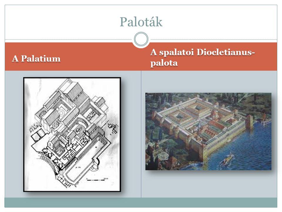 Pompeii lakóház belseje Római insula rekonstrukciós rajza Lakóházak