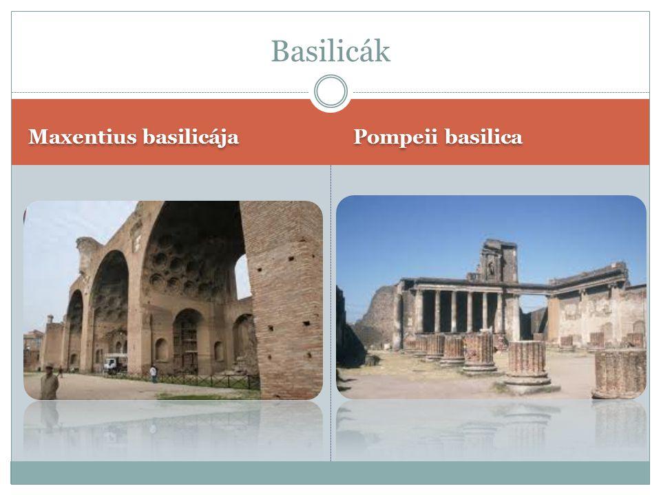 Caracalla thermái Diocletianus thermái Fürdők