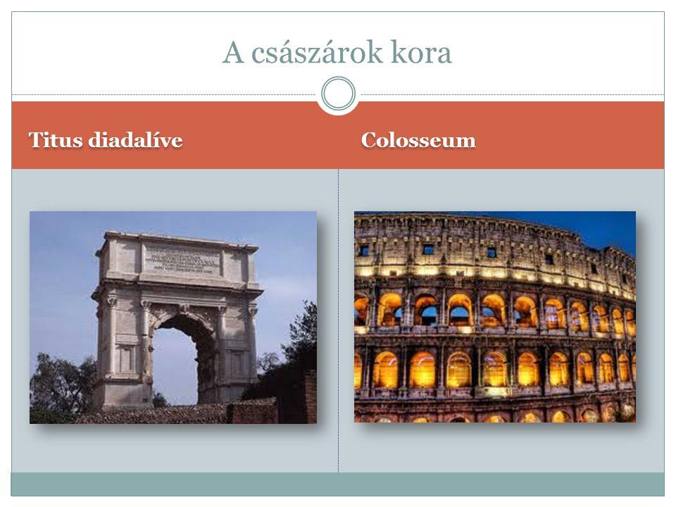 A Forum Romanum A Tabularium A köztársaság kora