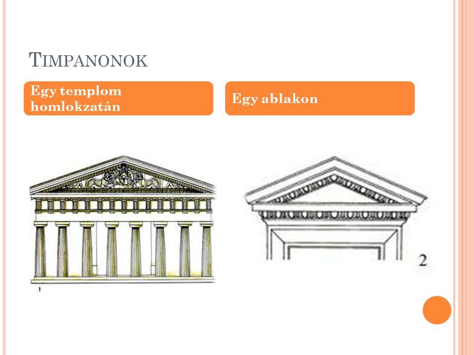 V IRÁGKOR Az athéni PropülaiaNiké Apterosz temploma