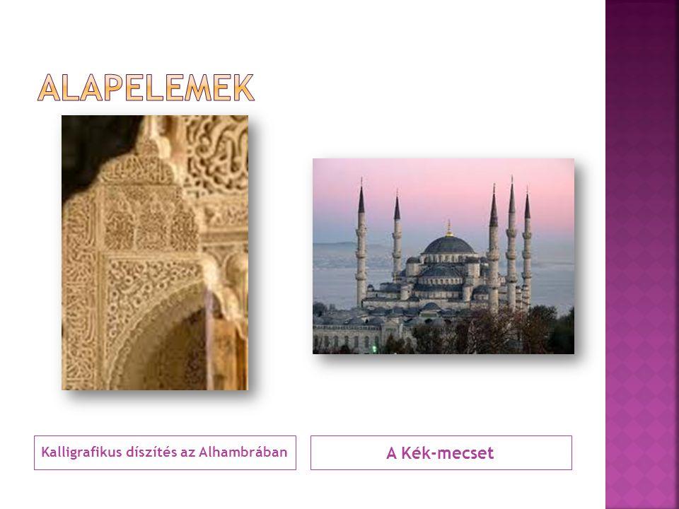 Boltívek, minaretek és kupolák