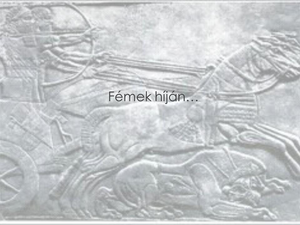 Egy időben a bronz előállítása megkövetelte, a virágzó kereskedelmet.