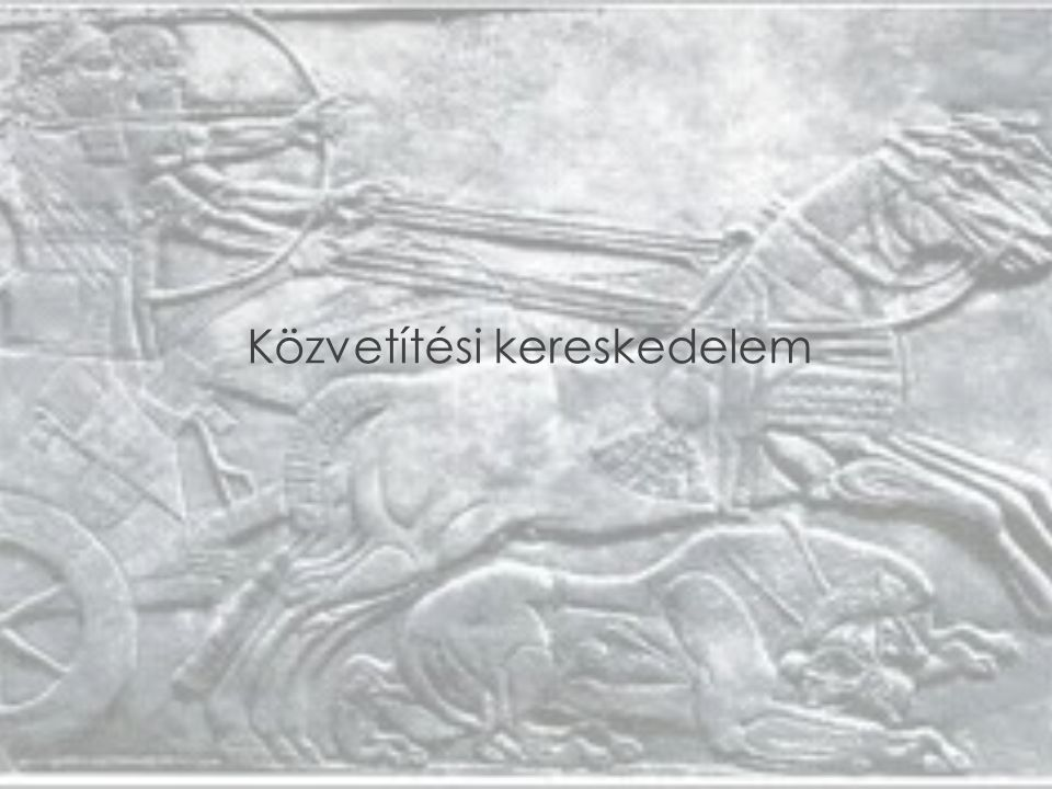 Az asszír magánkereskedők egy kis ésszel könnyen megszedhették magukat.