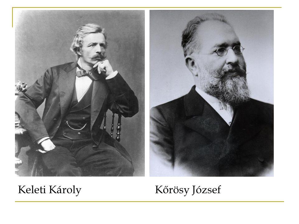 Keleti KárolyKőrösy József