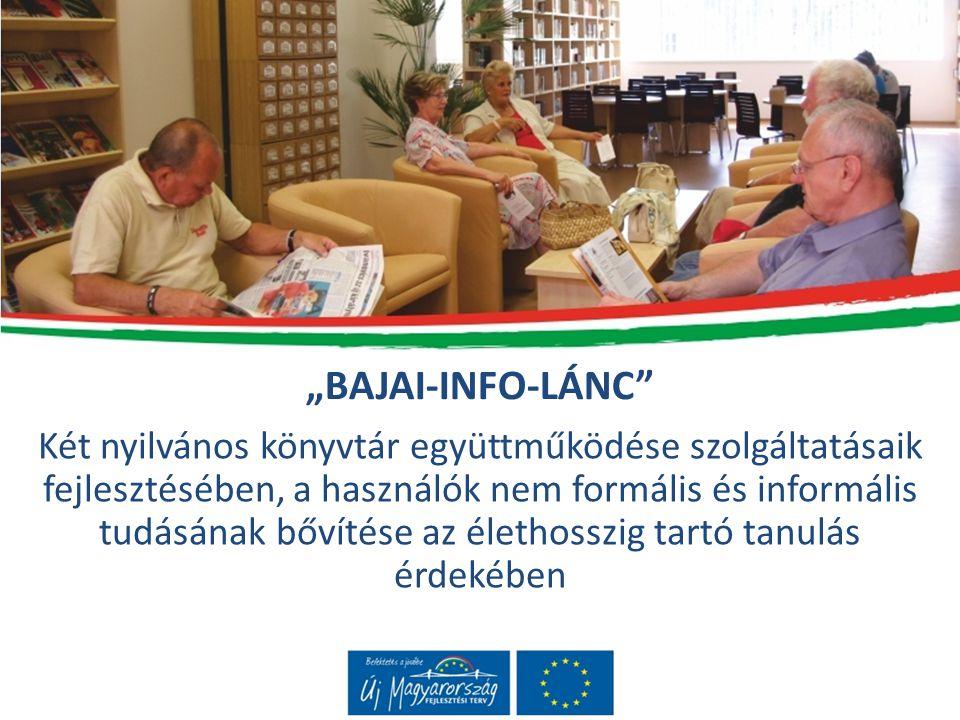 Könyvtáraink tervei, fejlesztési irányelvei Rövid távú terveink A pályázatunkkal megvalósítjuk a helyi szükségletekre alapuló szolgáltatások bevezetését, az olvasáskultúra fejlesztését, a könyvtári szolgáltatások népszerűsítését.