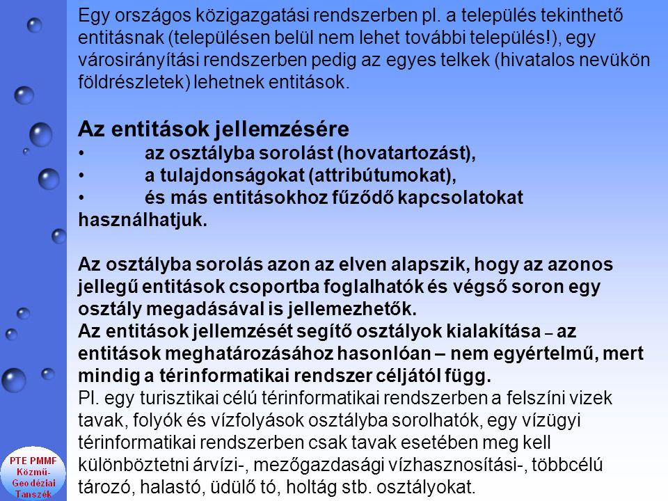 Egy országos közigazgatási rendszerben pl.