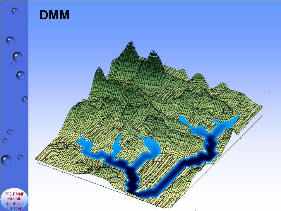 A 233 km-es magasságból nyert adatokból számítógépes képalkotási módszerrel készítik a térképeket.