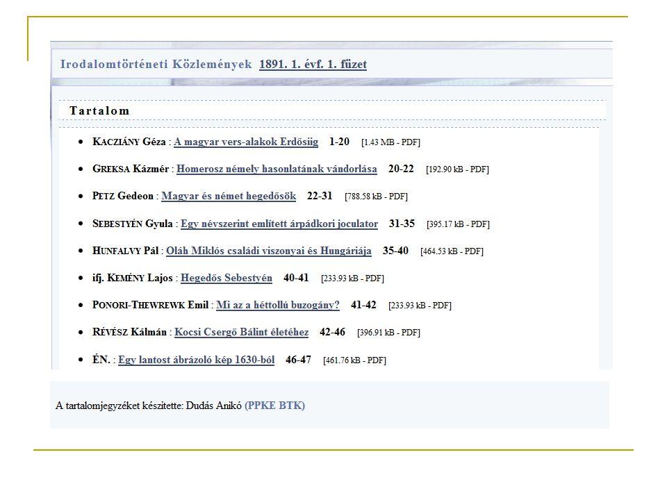Érdeklődők, együttműködők Egyetemi oktatás  Szegedi Tudományegyetem: Irodalom/tudomány és a net (L.G., magyar szakosok)  PPKE BTK: Könyvtárinformatika (bölcsészhallgatók, D.A.