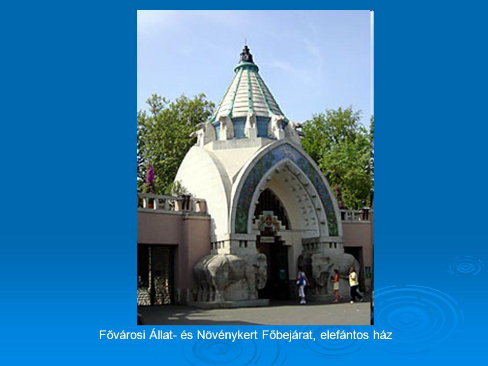 Zala György szobrász műtermes villája