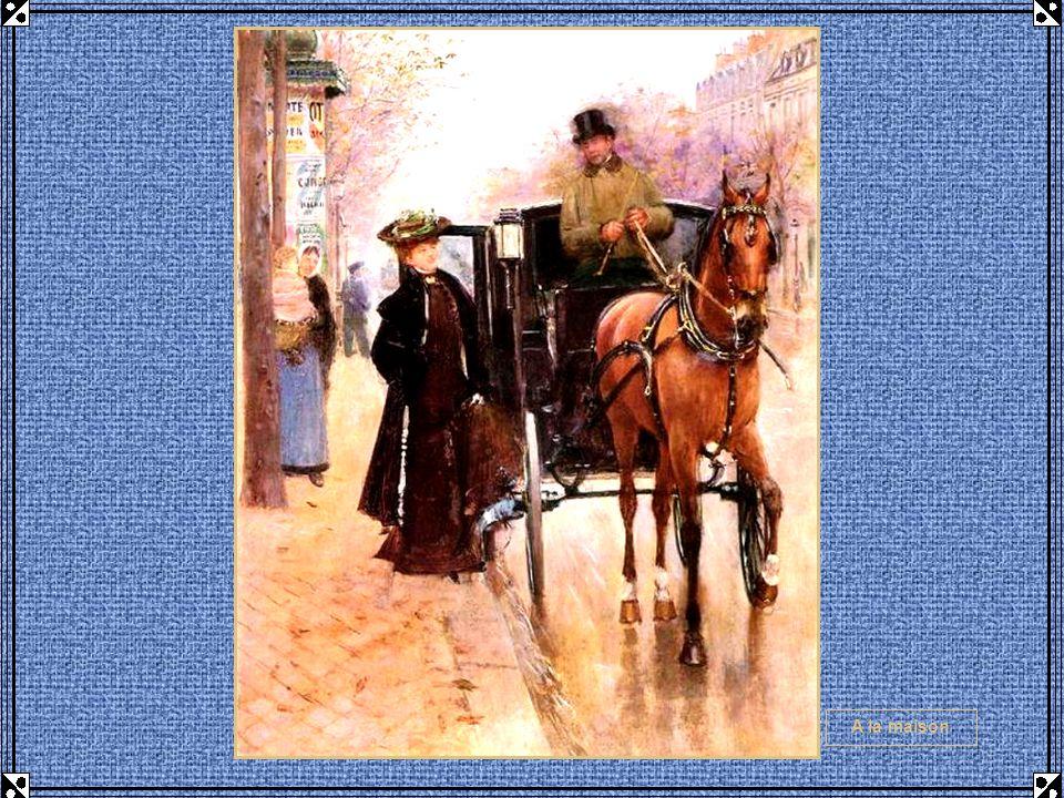 Jean Béraud (Szentpétervár, 1849. január 12. – Párizs, 1935. október 4.) francia festő, a francia akadémikus festészet neves alakja. Számos illusztrác