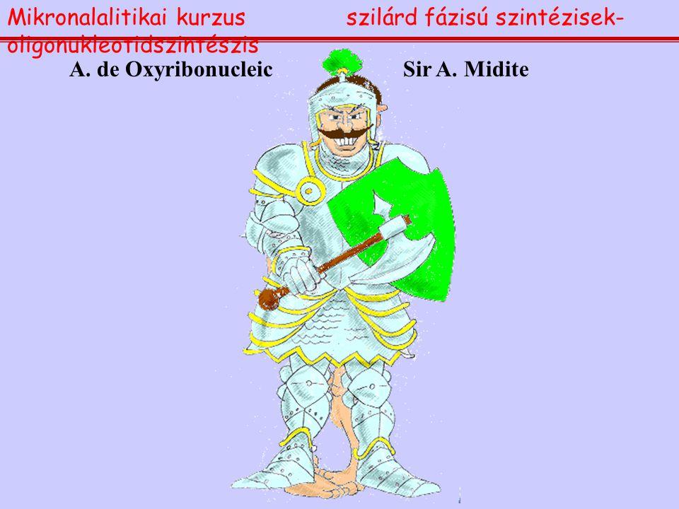 A.de OxyribonucleicSir A.