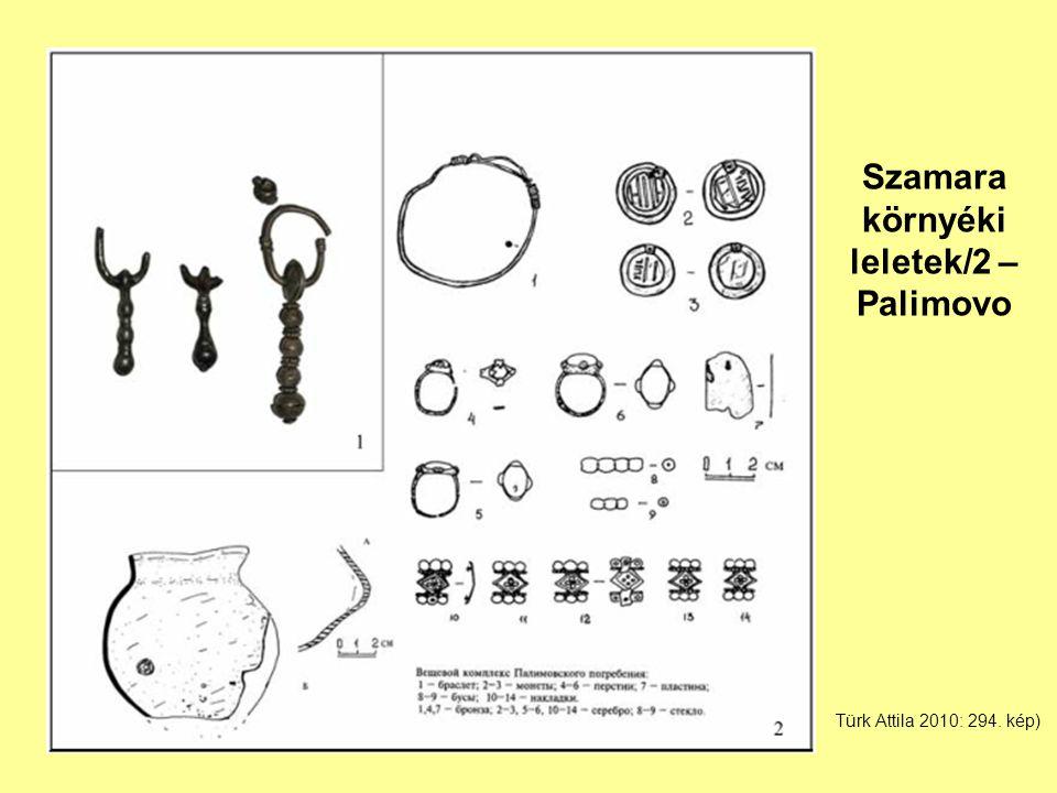 Szamara környéki leletek/2 – Palimovo Türk Attila 2010: 294. kép)