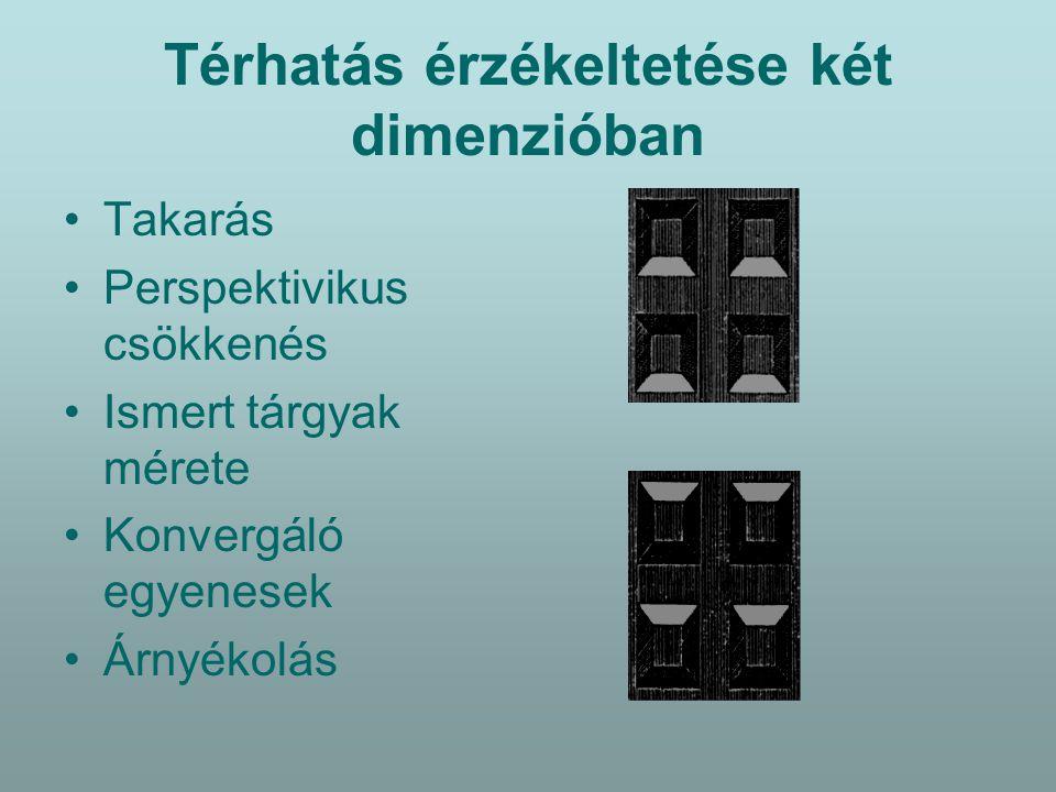 Kontraszt Cél: Valamely elem(ek) kiemelése a képből Eszközök: Csoportosítás Bekeretezés Aláhúzás Kontraszt (a többi elemtől eltérő tulajdonság)
