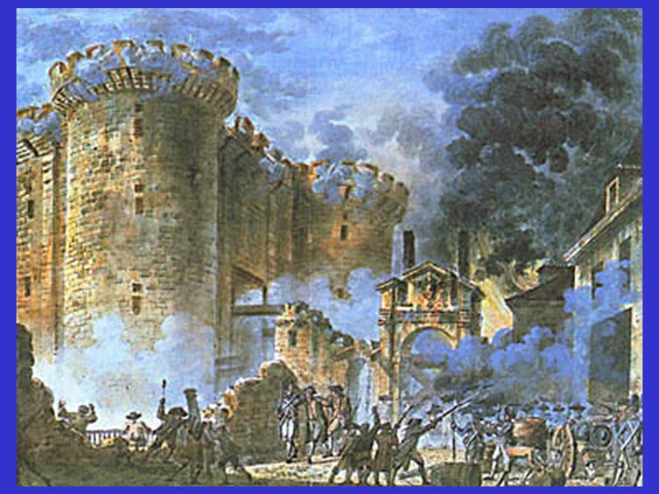 Történelmi háttér francia forradalom