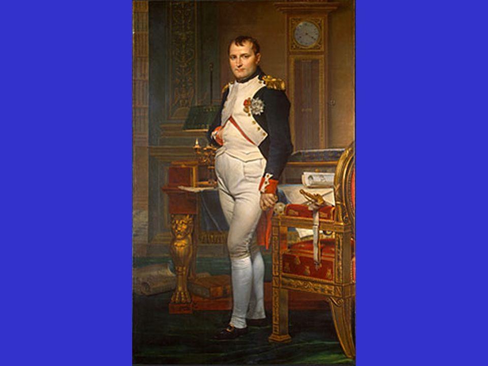 """Történelmi háttér francia forradalom eszményei: szabadság, egyenlőség, testvériség napóleoni háborúk Napóleon hatása  az egyéniség felszabadítása (""""M"""