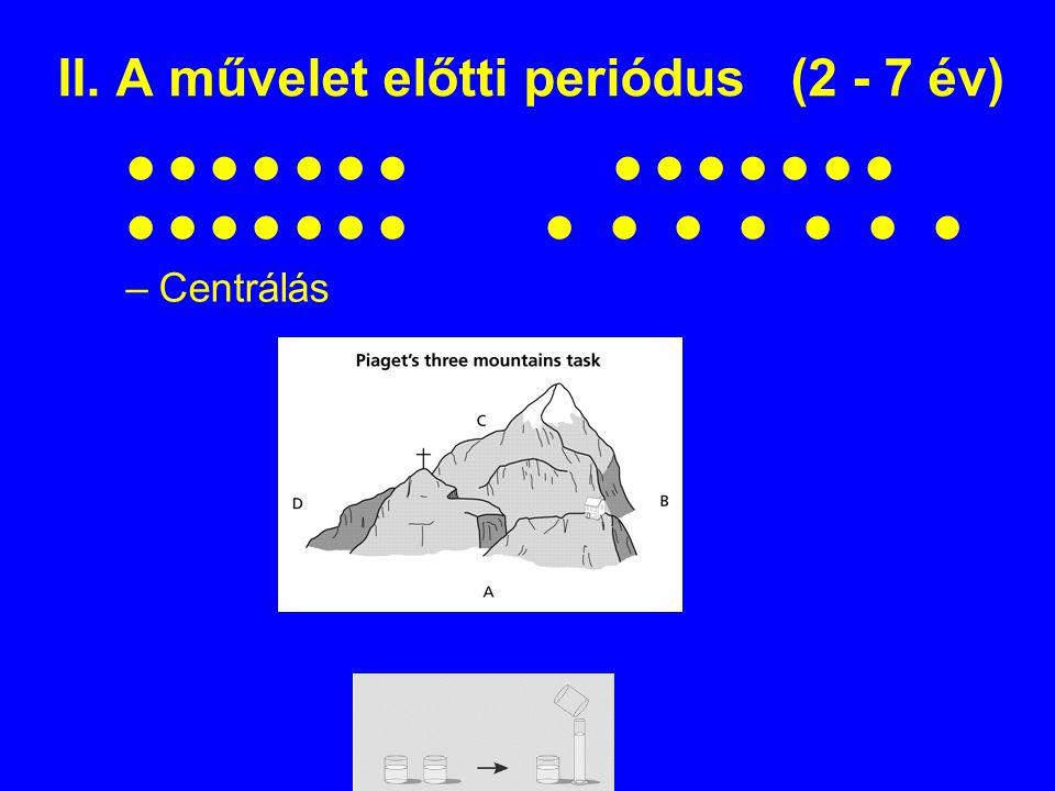 konzerváció (megőrzés) térfogat, hosszúság, tömeg, stb.