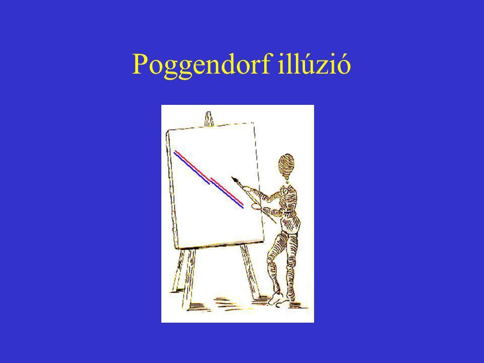 Poggendorf illúzió
