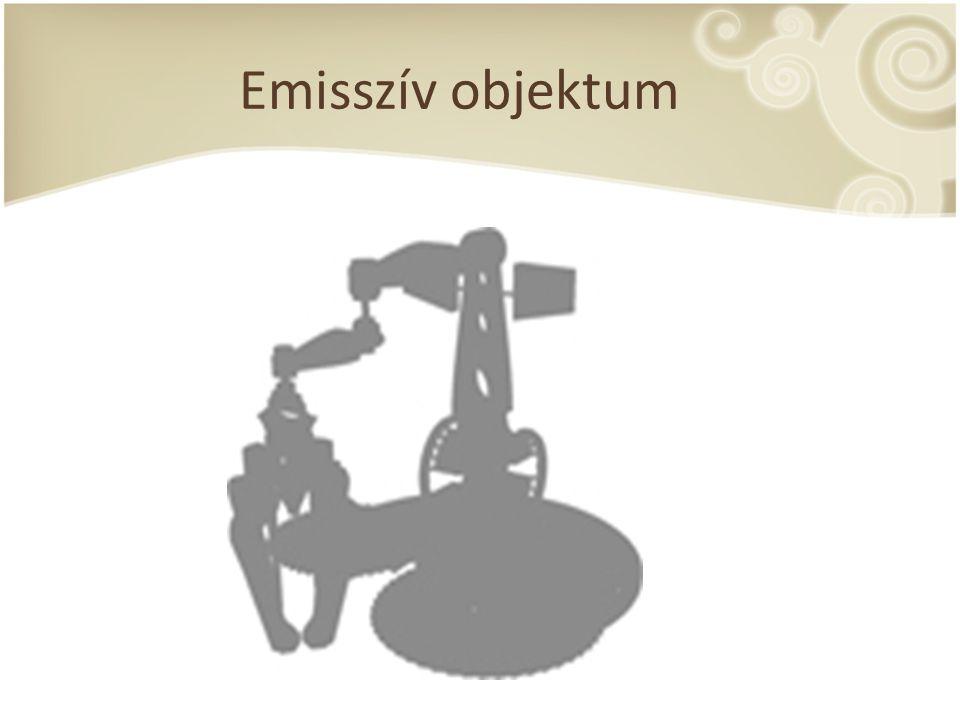 Emisszív objektum