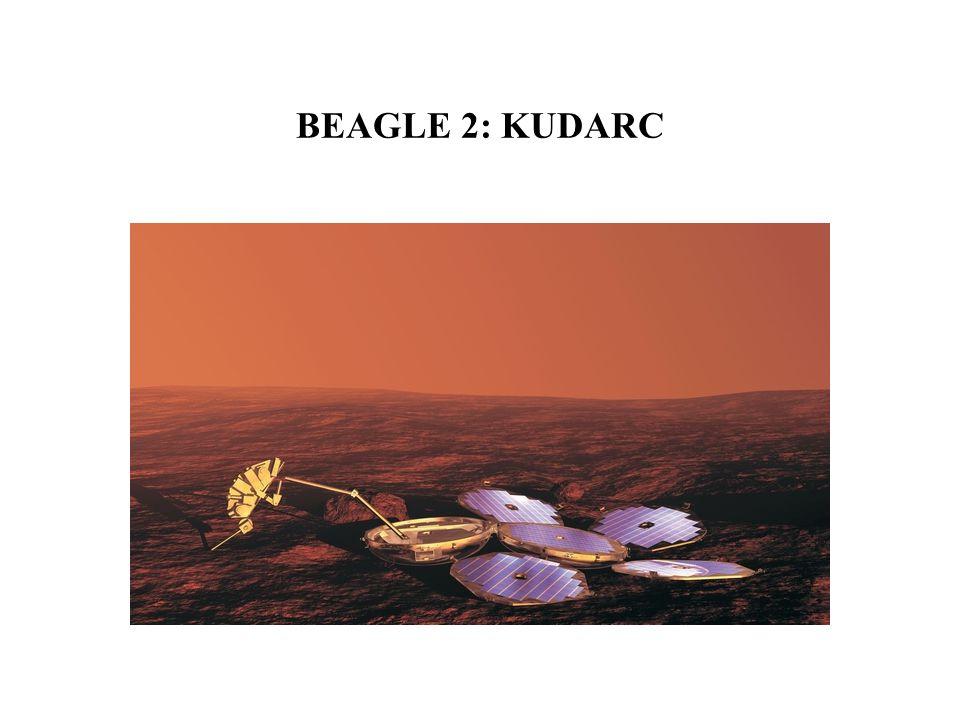 BEAGLE 2: KUDARC