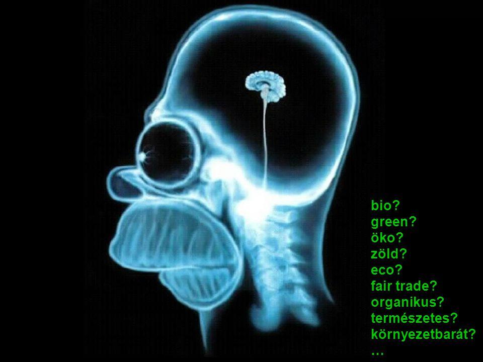 bio? green? öko? zöld? eco? fair trade? organikus? természetes? környezetbarát? …