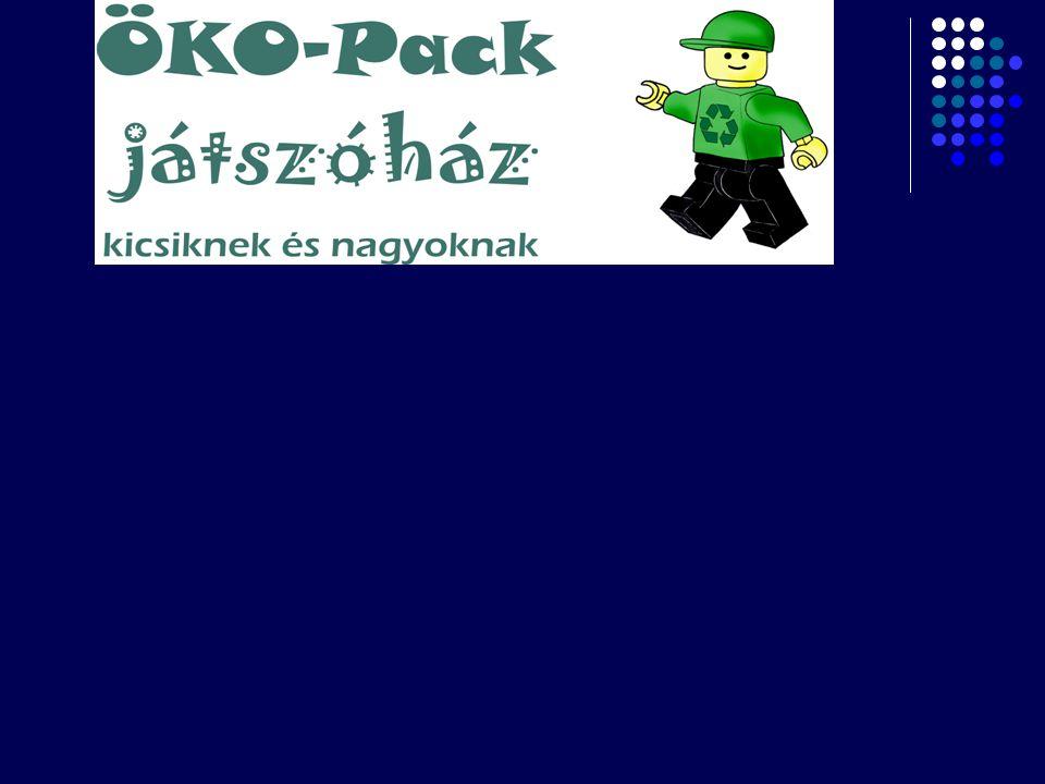 Öko-Pack Játszóház Oroszlány