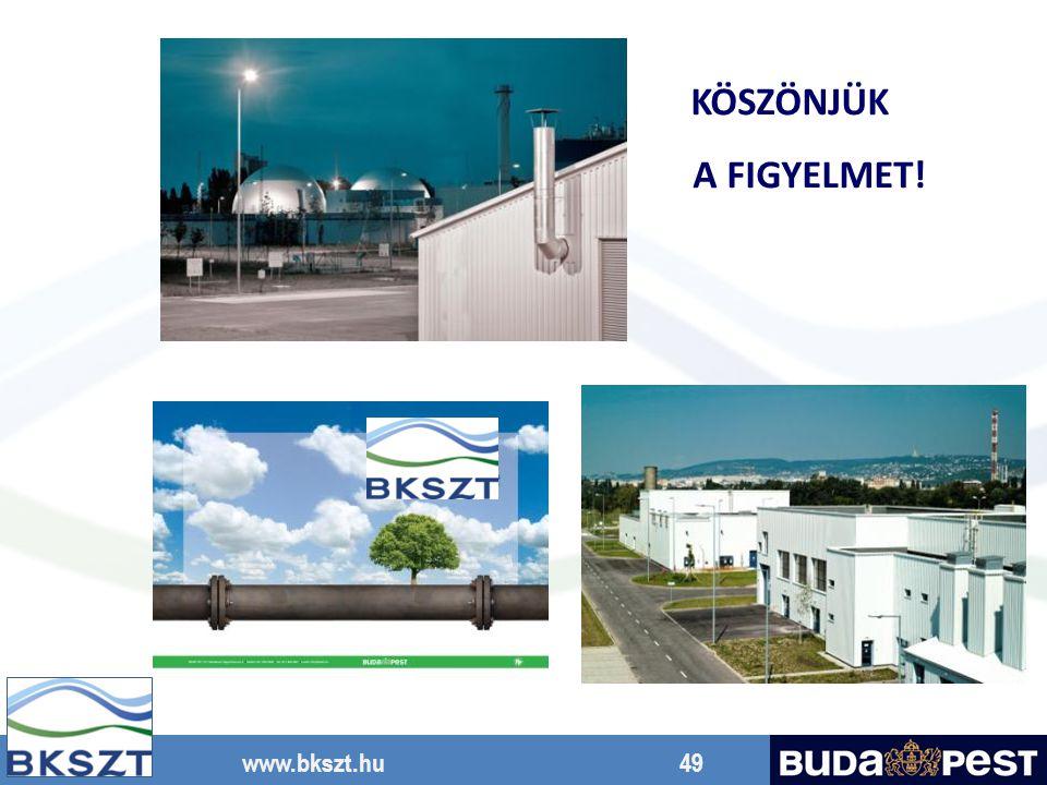 www.bkszt.hu 49 KÖSZÖNJÜK A FIGYELMET!
