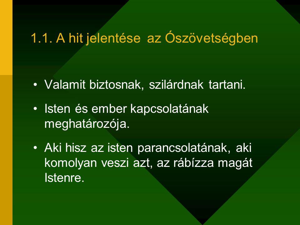 Az ember nyomorúságáról (3-11.kérdések) Az ember megváltásáról (12-85.