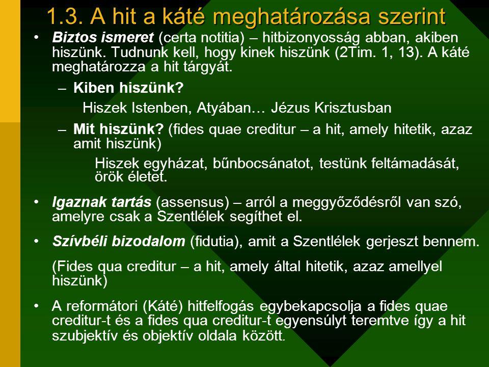6.Az Ember nyomorúságáról HK. 6-9, 11-14. kf. II.HH 8-9 fej.