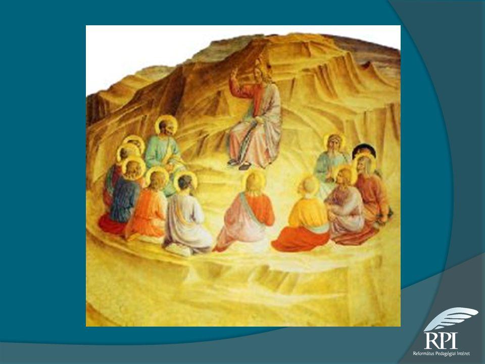 """ Miközben ezekről beszélgettek,  maga Jézus állt meg közöttük, és így köszöntötte őket: """"Békesség nektek!"""