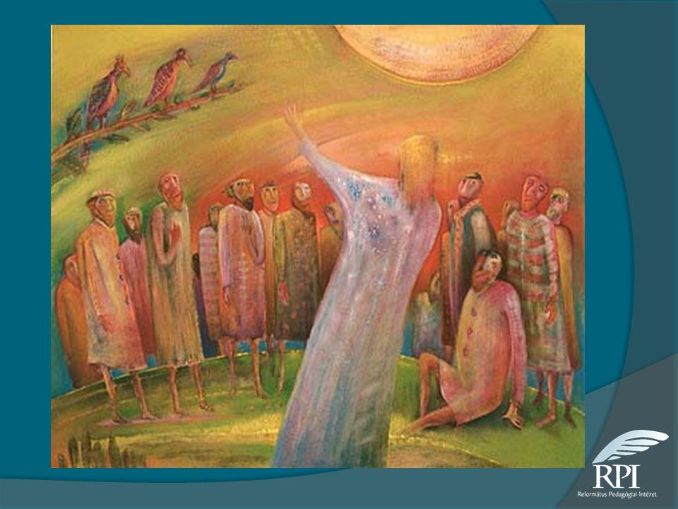  És amikor asztalhoz telepedett  velük,  vette a kenyeret,  megáldotta,  megtörte és  nekik adta.