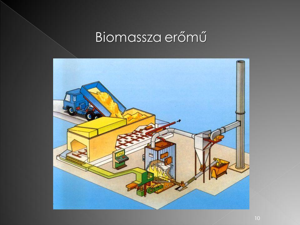 10 Biomassza erőmű