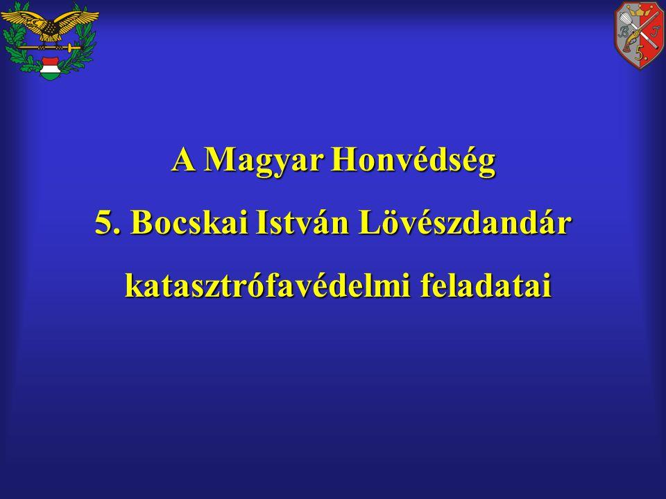 A Magyar Honvédség 5.