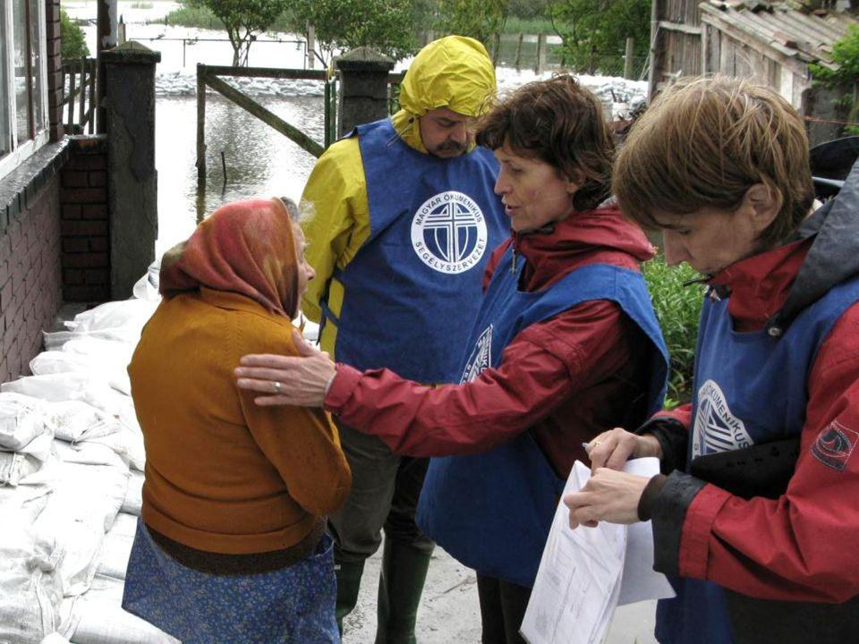 A segélyszervezet szerepvállalása Nem végez állami feladatot Kiegészítő feladatokat lát el Adományozóktól kapja a felhatalmazást Együttműködő partner Felkérésre állami feladat ellátásába is bekapcsolódhat