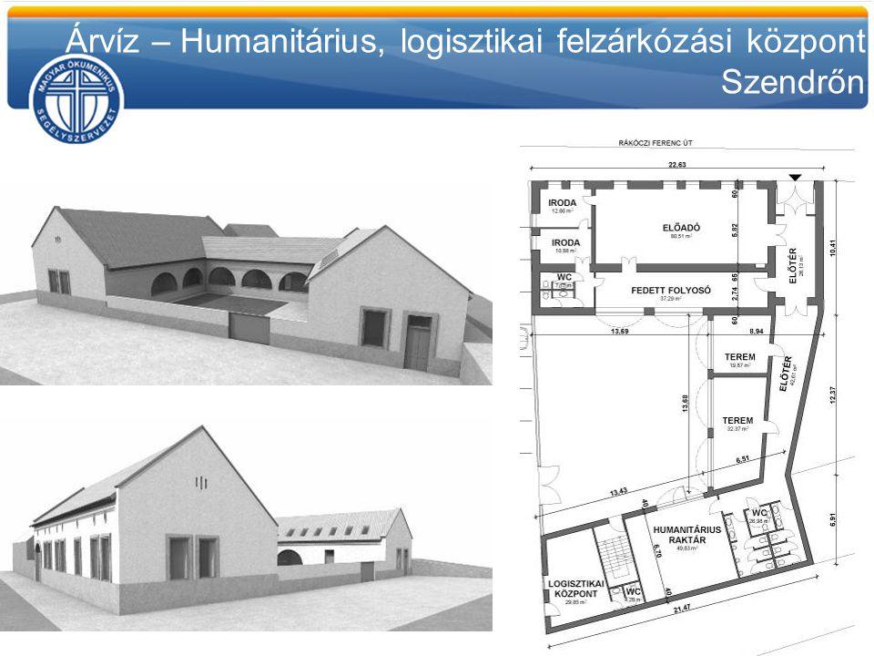 Kolontári művelődési ház felújítása