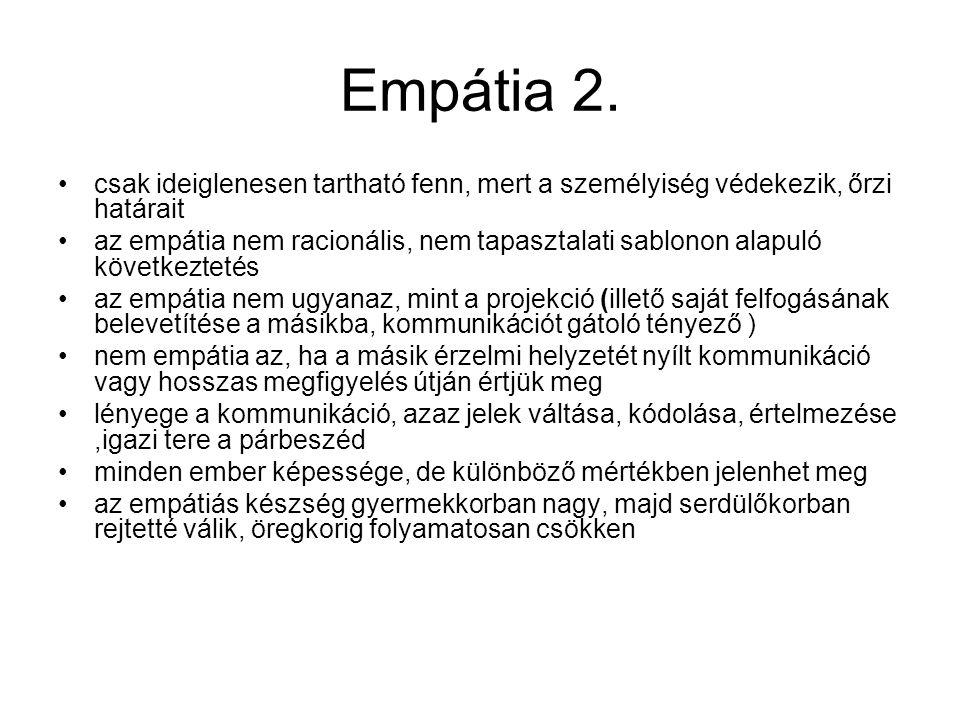 Empátia 2.