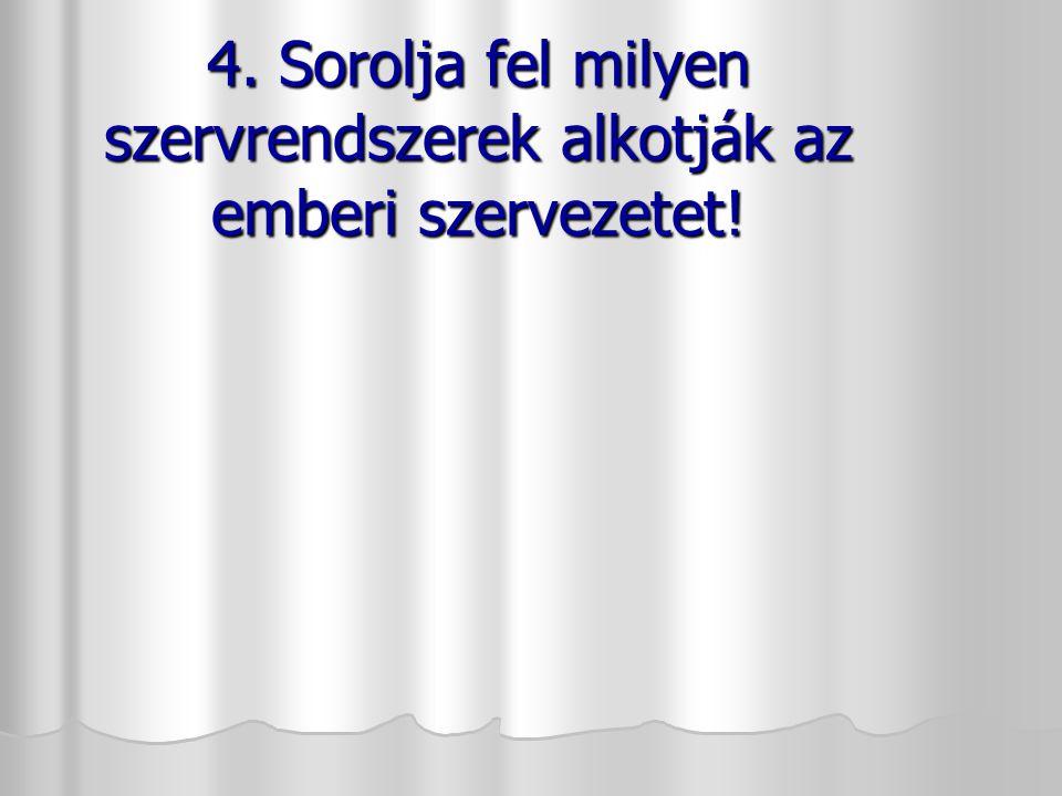 sejttest, sejtmag, sejttest, sejtmag, rövid nyúlványok (dendritek), rövid nyúlványok (dendritek), hosszú nyúlványok vagy tengelyfonal (axon), hosszú nyúlványok vagy tengelyfonal (axon), végfácska (hosszú nyúlvány idegvégződése), végfácska (hosszú nyúlvány idegvégződése), myelin-hüvely (tengelyfonalat körülvevő velős hüvely) myelin-hüvely (tengelyfonalat körülvevő velős hüvely)
