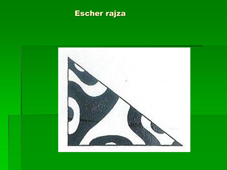 Escher rajza