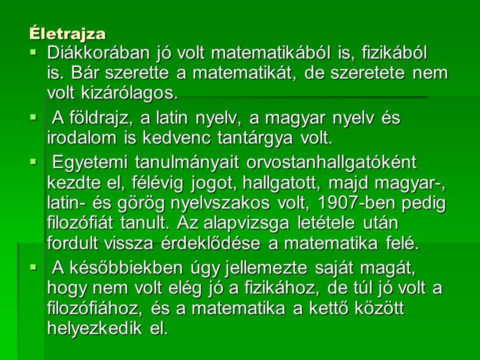 Irodalom 1.Alexanderson, G.
