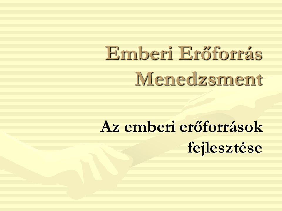 2 Fogalmak  Az EE fejlesztése tudatos folyamat, célja hogy hozzásegítsen a megkívánt magatartásváltozás eléréséhez.