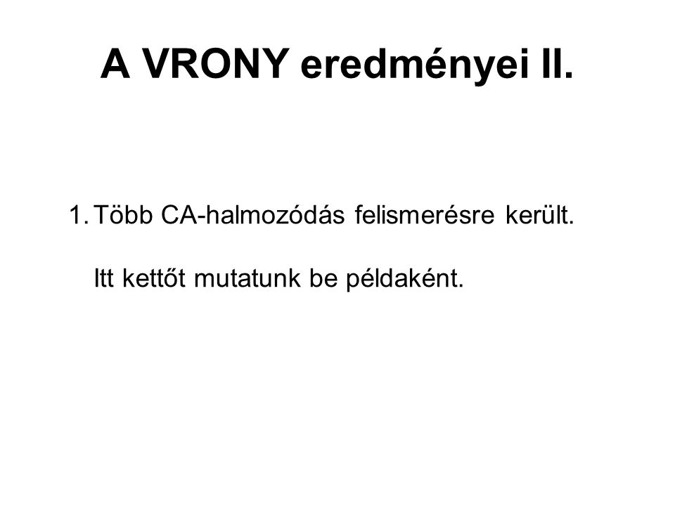 Oka II.
