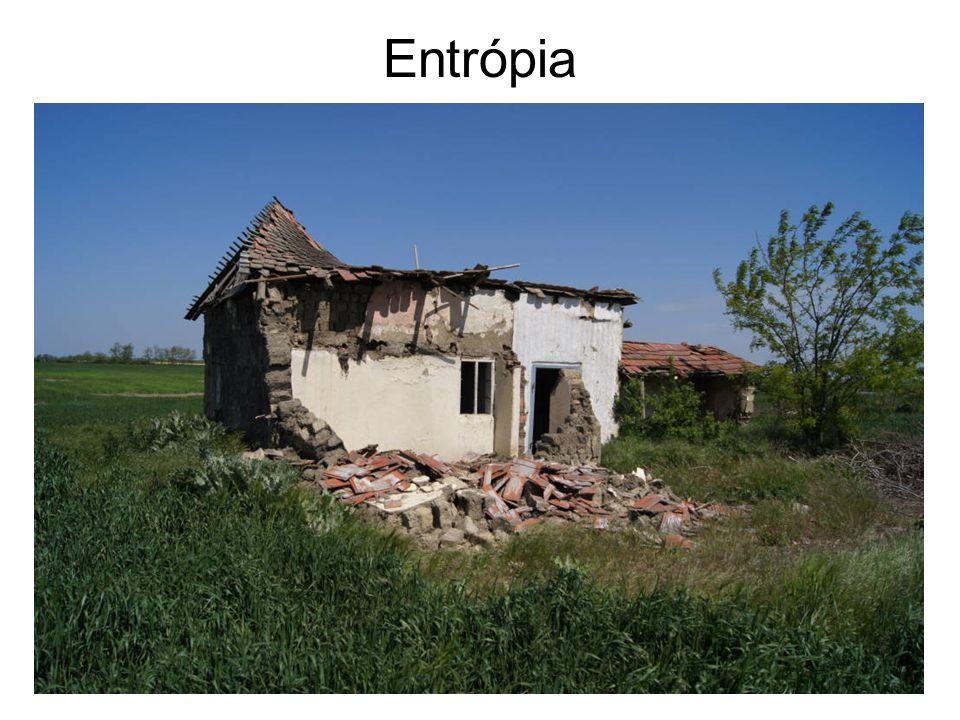 Entrópia